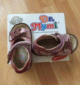 Обувь ортопедическая dr.Mymi для девочки