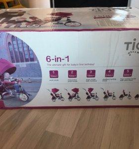 Детский велосипед Tiger little 6 в 1