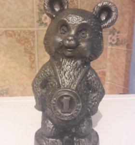 Мишка чемпион (бронза)