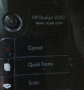 Струйный принтер HP DeskJet 3050