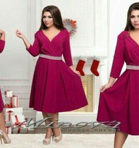 Платье новое размер 52/54