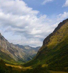 С 7 по 9 сентября Трекинг через горы к морю