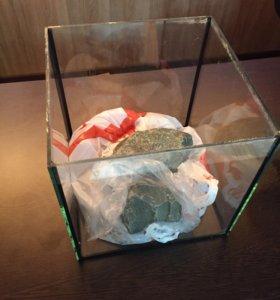 Аквариум куб 15 литров