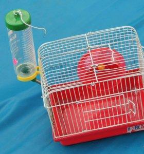 Клетка для грызунов и хомяков