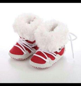 Обувь для маленьких