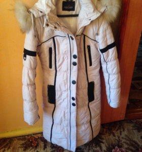 Куртка зимняя 44 размер