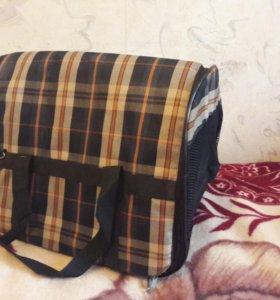 сумка-переноска для кота