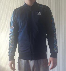 Мужская ветровка (бомбер) Adidas