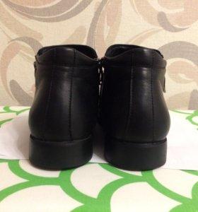 Ботинки мужские (демисезонные)