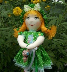 """Кукла """"Алиска"""""""
