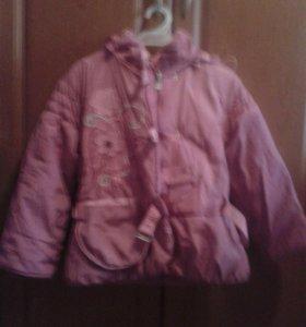 Пальто и куртка.