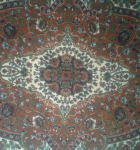 ПРОДАМ ковёр чисто шерстяной 3×2 метра