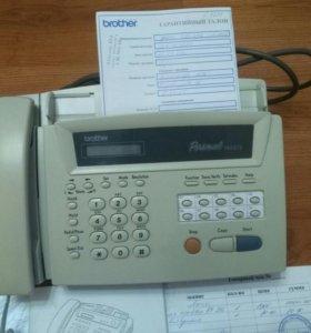 Телефон-Факс Brother Personal Fax-212