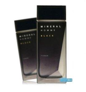 Эмульсия The Saem Mineral Homme Black Emulsion
