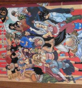 Манга,аниме комиксы