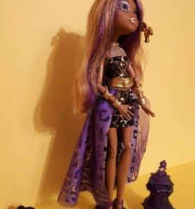 Кукла Монстер Хай. Клодин Вульф 13 желаний.