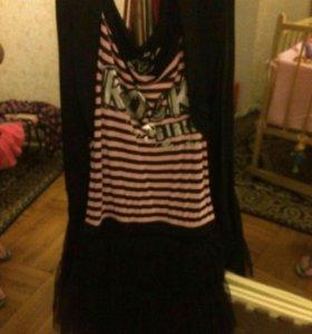 Платье нарядное149-146рр