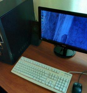 Настольный компьютер. Отличное состояние.