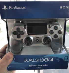 Dualshock PS4 gray новый