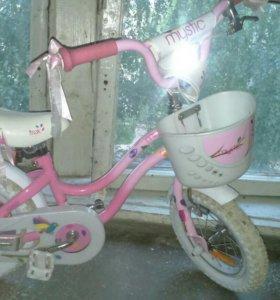 Велосипед для принцессы.