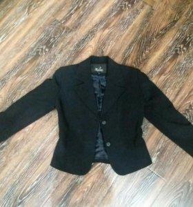 Новый пиджак для девочки