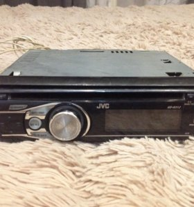 Автомагнитола JVC KD-R312