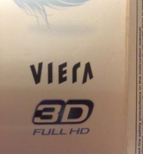 3D очки к телевизору Panasonic