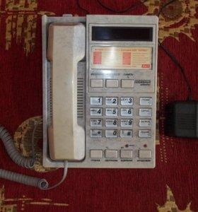 """Продам стационарный телефон """" Корвет """" с АОН"""