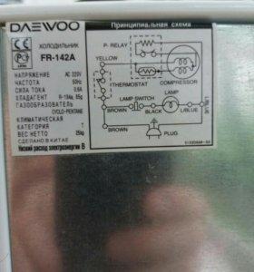 "Холодильник ""Daewoo"""