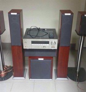 Комплект акустики audiovector серии Ki rosewood
