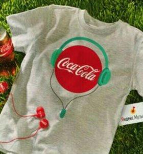 Футболка Coca-Cola, L