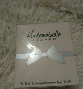 Туалетная вода Mademoiselle Azzaro, оригинал