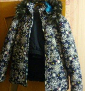 Взрослый женский зимний костюм