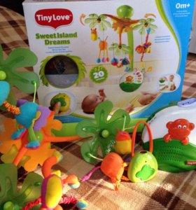 Детский мобиль TinyLove