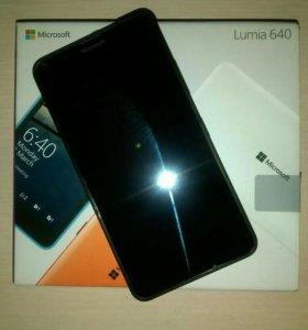 Microsoft Lumia 640 LTE SS