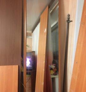 Шкаф в разобранном состоянии