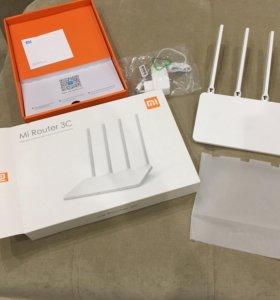 Роутер xiaomi router 3c 300мбит
