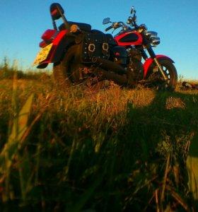 Мотоцикл Briar streetfire