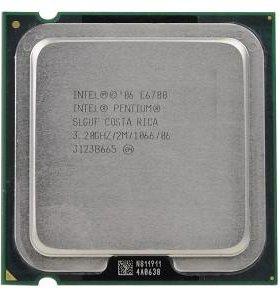 Процессор E6700 GLA 775