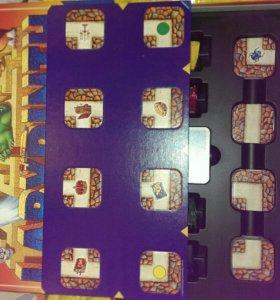 Сумасшедший лабиринт настольная игра