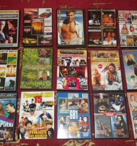 Продам диски DVD