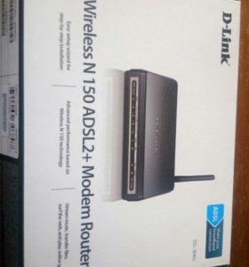 D-Link DSL 2640 U