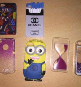 Чехлы на IPhone (айфон) 4,4s