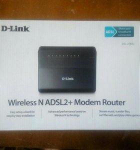 D-Link DSL 2740 U