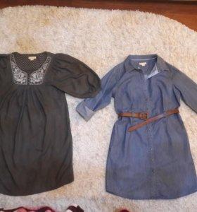 Платье 48 р-р,туника 46-48 р-р MONSOON