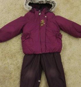 зимний полукомбинезон и куртка Kerry