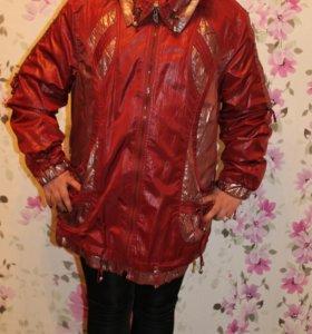 Продаётся женская куртка.Весна-осень