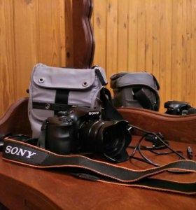 Фотоаппарат Sony a300