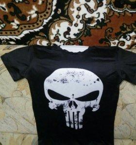 Новая футболка Каратель