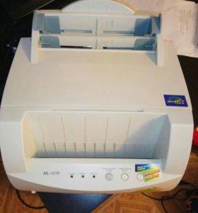 Принтер самсунг ml1210
